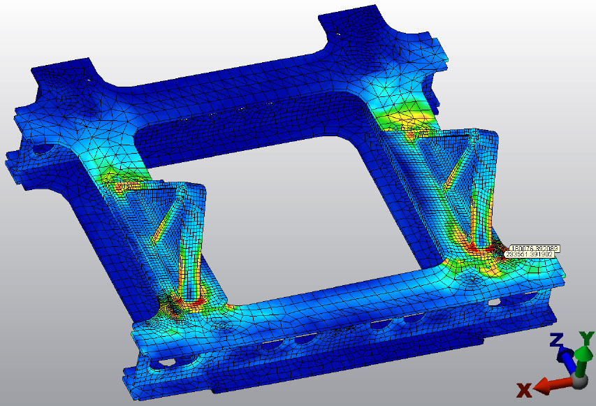 FEA Analysis for Failure Investigation and Repair