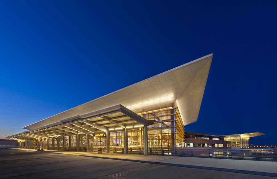 James Richardson International Airport Winnipeg