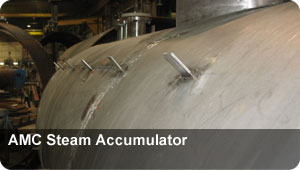 AMC Steam Accumulator