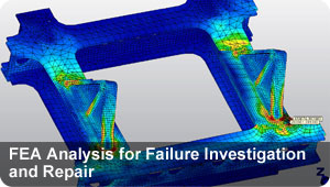 Analysis for Failure Investigation and Repair